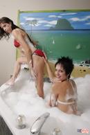 Lil Emily Bath With Friend 05