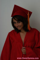 Sweet Serena Graduation 02