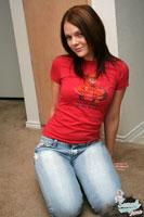 Teen Sarah Jeans 01